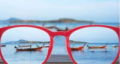 Óculos para presbiopia
